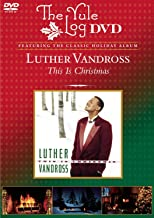 Sony Music Vandross Luther-this Is Christmas [dvd/yule Log Edition]