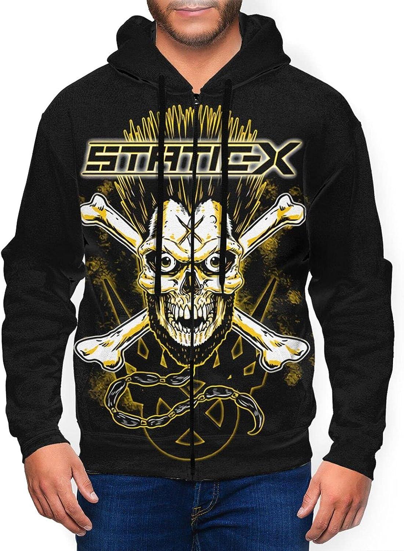 Static Super sale X Band Hoodie Ranking TOP3 Man'S Comfort Full Up Jacket Hooded Zip Hoo