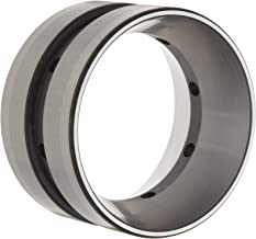 Timken 27820D Tapered Roller Bearing, Double Cup, Standard Tolerance, Straight Outside Diameter, Steel, Inch, 3.1510