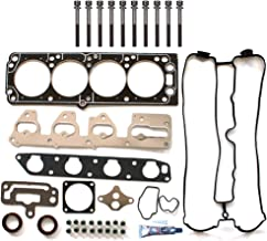 SCITOO Replacement for Head Gasket Set with Bolts SuzukifitenzaReno fitenza DaewooLeganza NuBira 2.0L l4 DOHC 2004-2008 Engine Head Gaskets Sets Kit