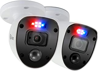 Swann 1080p Full HD Enforcer Bullet Analogue CCTV Camera - 2 Pack
