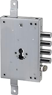 Lever Lock for Shielded Cylinder Doors