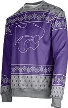 ProSphere Kansas State University Ugly Holiday Unisex Sweater - Snowflake