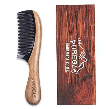 pureglo-green-sandalwood-handmade-hair-comb