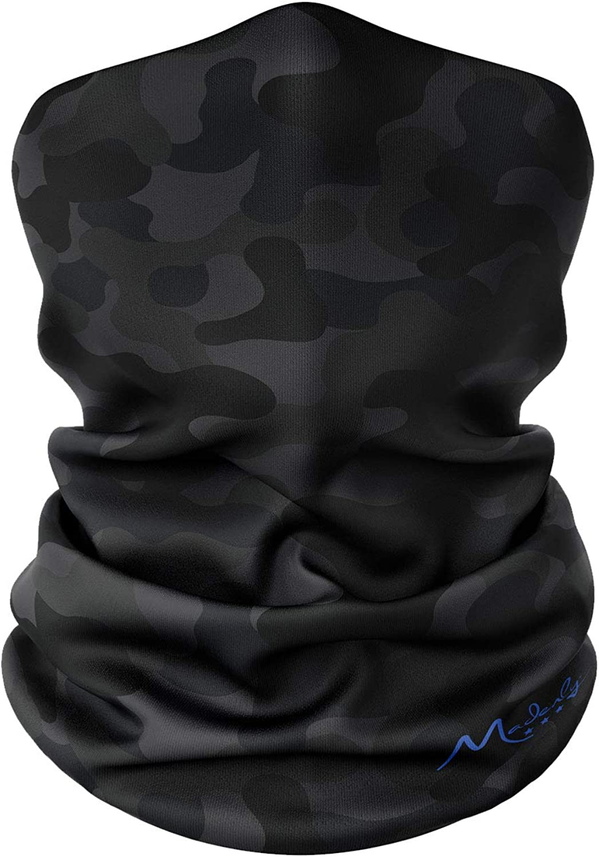 Neck Ranking integrated 1st place Gaiter Face Memphis Mall Mask Men Cover Sc Women Washable Bandana