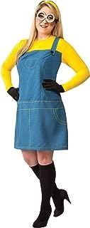Rubie's Women's Plus Size Despicable Me 2 Female Minion Costume