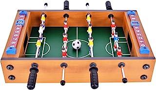 winmax Mini Futbolín de Mesa de Madera MDF Durable Juegos 36.5cm x 21.5cm x 9cm Regalos de Cumpleaños y Fiestas Mucha Diversión (New Football Table)