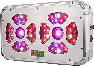 GROWant LED Grow Lights, High PPF 480 Watts OSRAM LEDs, Full Spectrum with UV and IR, Best for Indoor Plants Veg and Flower, Never Rust Aluminium Plant Grow Lighting Fixture