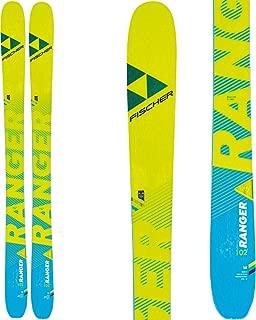 Fischer My Ranger 102 FR Skis Womens