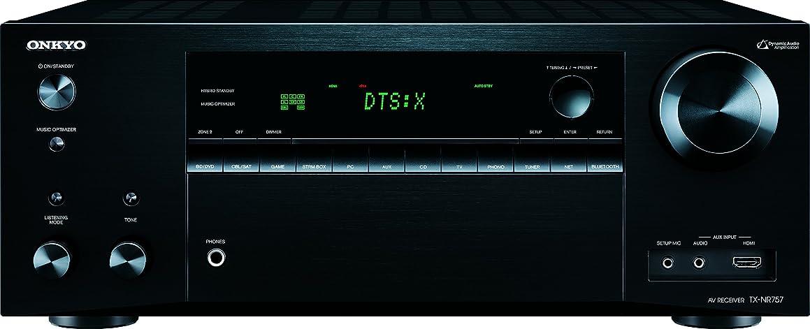 Onkyo TX-NR757 7.2-Channel Network A/V Receiver