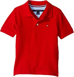 Tommy Hilfiger Kids - Stretch Ivy Polo (Big Kids)