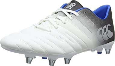 Canterbury CCC Phoenix 2.0 SG Rugby Boot - Optic White