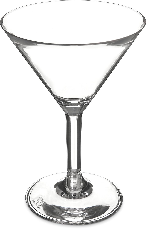 Max 49% OFFicial store OFF Carlisle 4362707 Liberty Polycarbonate Glass Capaci Martini 8oz