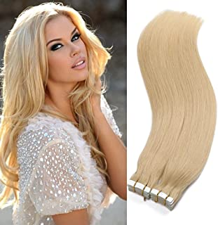 Tape in Human Hair Extensions 16
