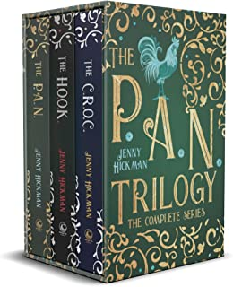 The PAN Trilogy (The Complete Series): YA Omnibus Edition (English Edition)