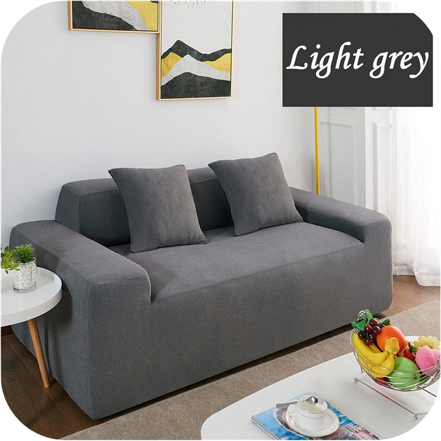 Waterproof Sofa Cover Soft Slipcovers trust Plaid Spandex Elastic Genuine Free Shipping Clot
