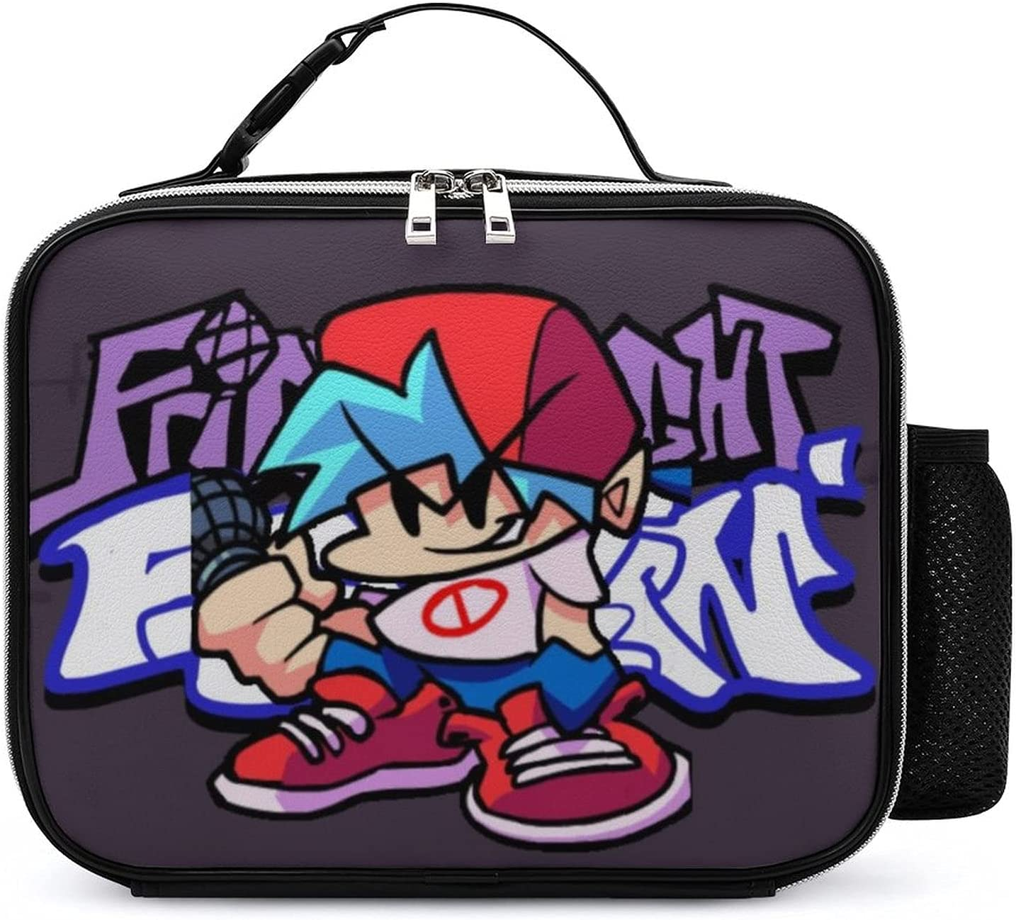 Friday Night Fun-kin Lunch Bag Reusable Leak-Pr Custom Insulated Cheap mail order specialty Discount mail order store