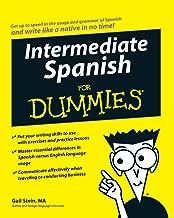 Intermediate Spanish For Dummies