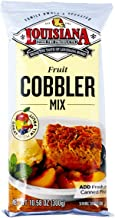 Louisiana Fish Fry Apple Peach & Blueberry Cobbler Mix, 10.5800-ounces (Pack of12)