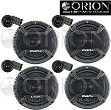 "$79 » Two Pair 4 Component Speakers Orion CO652C New 2019 Model 6.5"" 2-Way 500 Watt 4ohm Cobalt Series Car Audio Component Speaker System Two 2 Sets Four (4) Component Speakers"