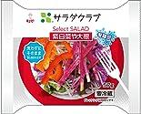 国内産 サラダクラブ Select SALAD紫白菜や大根 1パック 57g