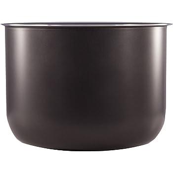 Instant Pot Ceramic Non Stick Interior Coated Inner Cooking Pot 8 Quart