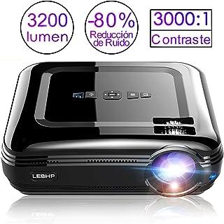 Amazon.es: Alfawise X 3200 Lumens HD 1080P Smart Projector Support ...