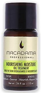 Macadamia Nourishing Moisture Oil Treatment For Unisex 0.34 oz Treatment
