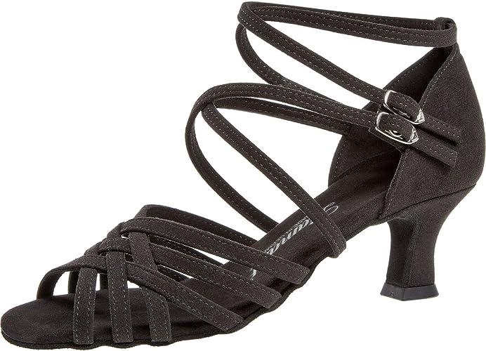 Diahommet femmes Tanzchaussures 108-036-335 - Schmal, Chaussures de Danse de Salon Femme