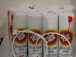12 x Fluid Film AS R Langzeit Rostschutz Kriechöl 400ml Sprühdosen + 2 xSonde GRATIS