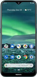 "NOKIA 2.3 Android Smartphone Dual SIM, 2GB RAM, 32 GB Memory, 6.2"" HD+ screen, Face Unlock - Green"