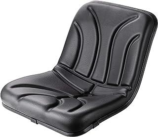 Ablaufloch Universal Traktorsitz Schwarz Schleppersitz Staplersitz Baggersitz