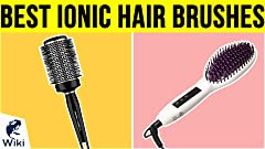 Amazon.com: Enhanced Hair Straightener Brush by MiroPure, 2 ...
