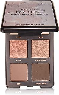 bareMinerals Gen Nude Eyeshadow Palette, Rose, 6.6 g