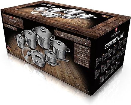 Blaumann BL-3135 6pieza(s) Kit de cacerolas - Kits de cacerolas (