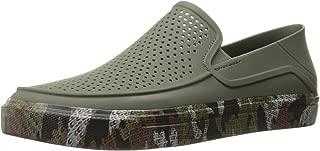 Crocs Men's Citilane Roka Camo Band Slipon Flat