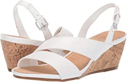 8c73c8cd5b1839 Women s White Sandals + FREE SHIPPING