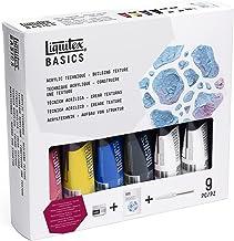 Liquitex BASICS Acrylic Paint Technique Set - Building Texture