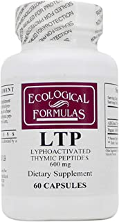 LTP(Lyphoactivated Thymic Peptides) 60 Capsules - Pack of 3