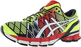 ASICS Men's Gel Kinsei 5 Running Shoes T3E4J-9001 Black/White/Red