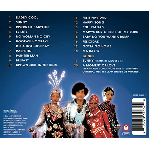 The Magic Of Boney M. by Boney M. on Amazon Music - Amazon.co.uk