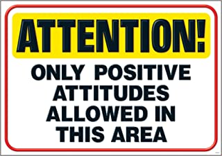 "ARGUS Attention! Only positive. ARGUS Poster, 13.375"" x 19"""