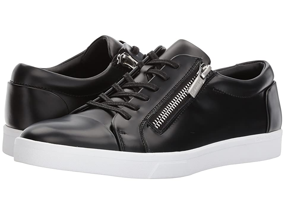 Calvin Klein Ibrahim (Black Box Leather) Men