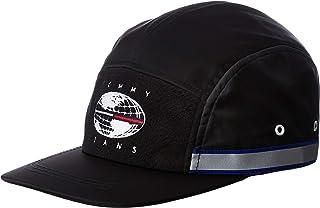 قبعات تي جيه ام للرجال من تومي هيلفجر 5 الواح، اسود، مقاس واحد