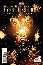 Infinity #3 (of 6) 2013 Marvel Comics VF/NM