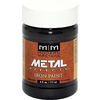 Modern Masters ME208-06 Reactive Metallic Iron, 6-Ounce