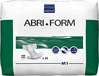 ABENA Abri Form - Pañales para adultos (talla M súper