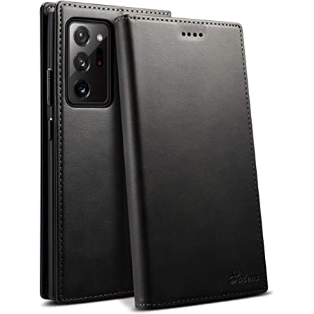 Galaxy Note20 Ultra 5g ケース 手帳型 DINGXIN おしゃれ 人気 耐衝撃 耐摩擦 財布型 [高級 PU レザー+TPU素材] docomo SC-53A au SCG06 ギャラクシーノート20ウルトラ レザー カバー カード収納 スタンド機能付き