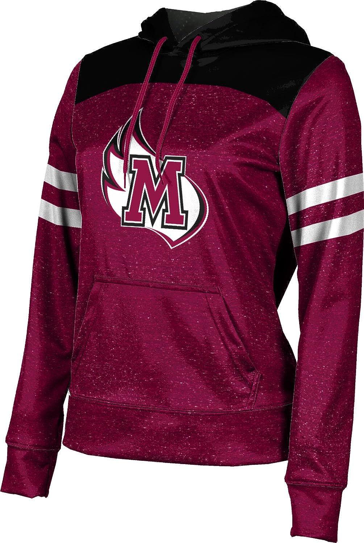 ProSphere Meredith College Girls' Pullover Hoodie, School Spirit Sweatshirt (Gameday)