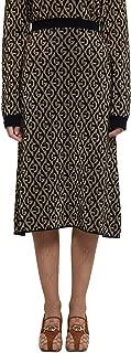 GUCCI Luxury Fashion Womens 595666XKA007064 Gold Skirt | Fall Winter 19